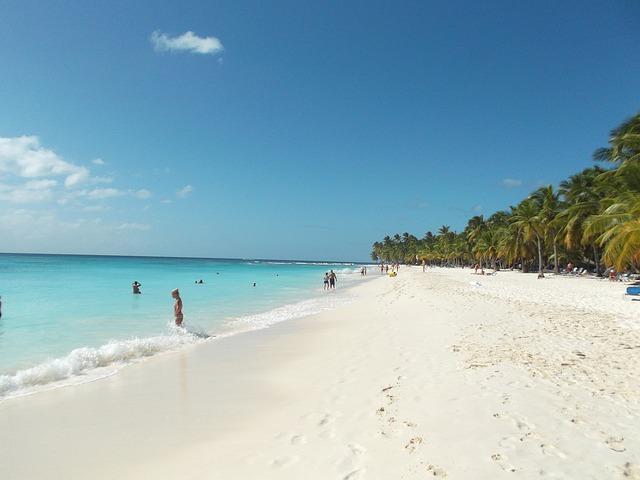 Доминиканский остров Catalina