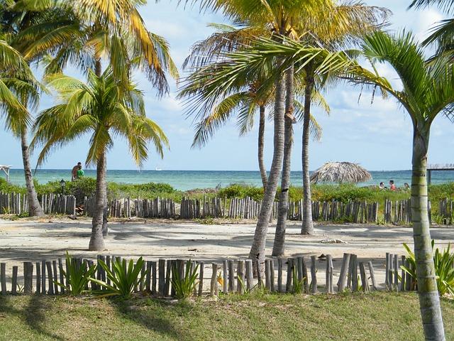 Курорт на Кубе - Cayo Guillermo