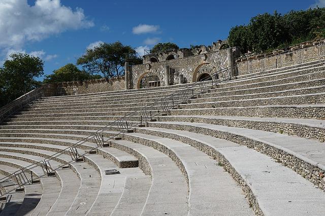 Амфитеатр Altos de Chavon в Доминикане