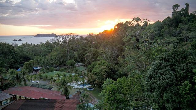 Национальный парк Мануэль-Антонио - Коста-Рика