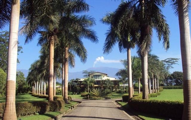 Коста-Рика - отель Casa Turire