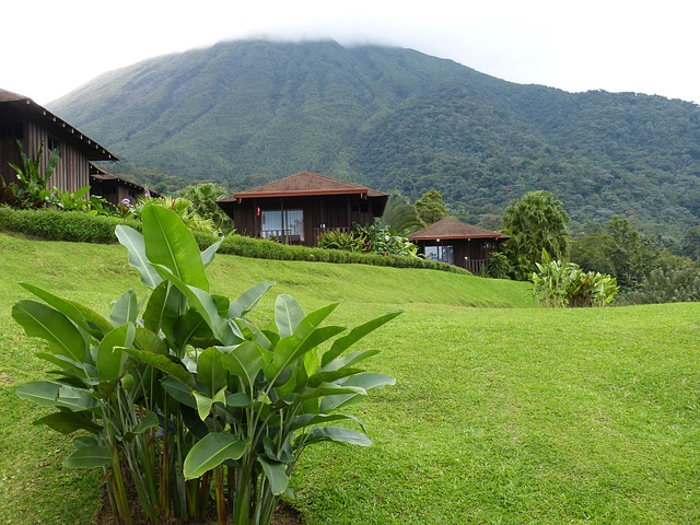 Коста-Рика - вулкан Turrialba