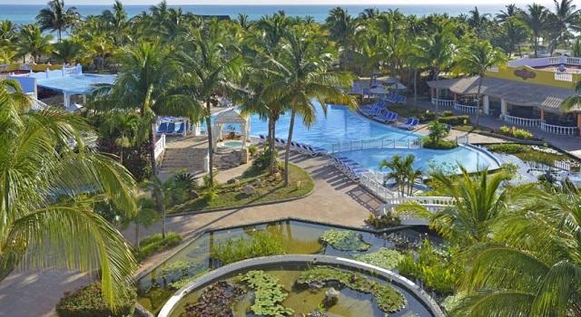 Куба - отель Melia Cayo Guillermo