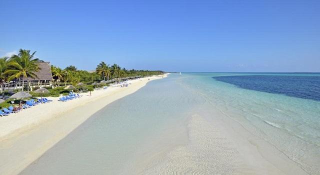 Пляж Melia Cayo Guillermo