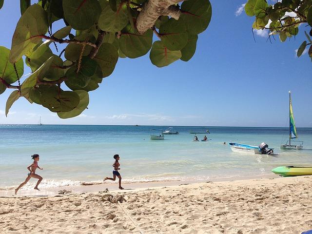 Пляжи курорта La Romana