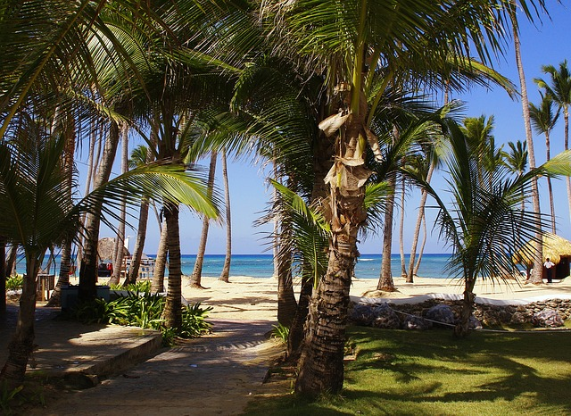 Пляж Bavaro - Доминикана