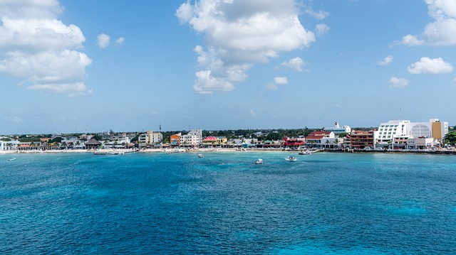Мексика - курорт Cozumel