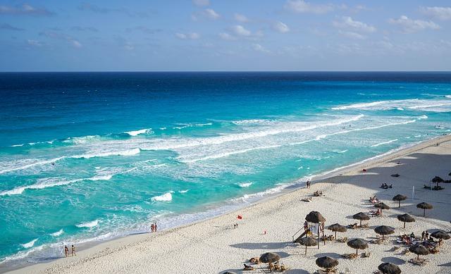 Cancun - самый популярный курорт Мексики