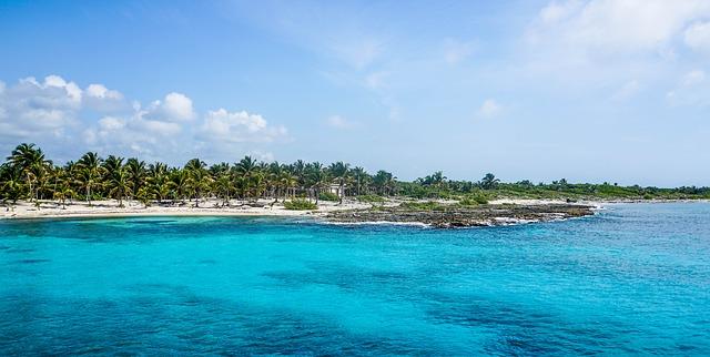 Курорт в Карибском море - Cozumel