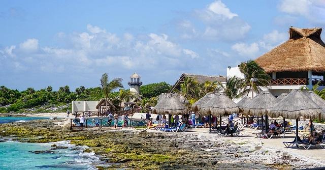 Остров в Карибском море - Cozumel