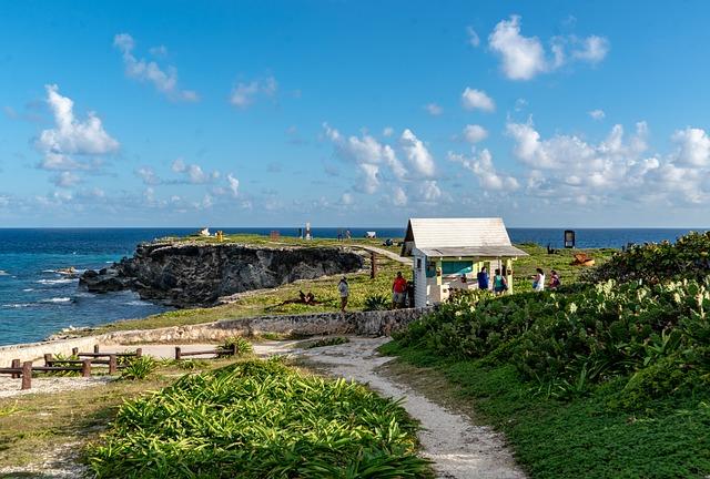 Isla Mujeres - остров-курорт в Карибском море