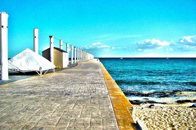 Курорт Playa del Carmen - Мексика