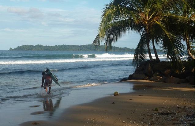 Панамский курорт Bocas Del Toro