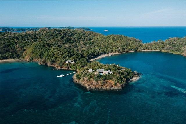 Панама - Islas Secas Resort