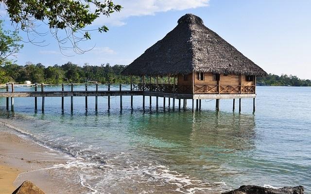 Курорт Панамы на Карибском море - Bocas Del Toro
