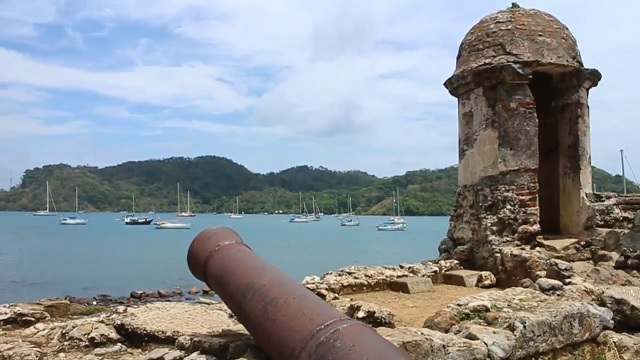 Карибский курорт Панамы - Portobelo