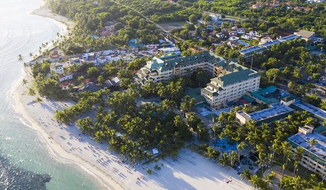 Отель 3 звезды Coral Costa Caribe Resort & Spa