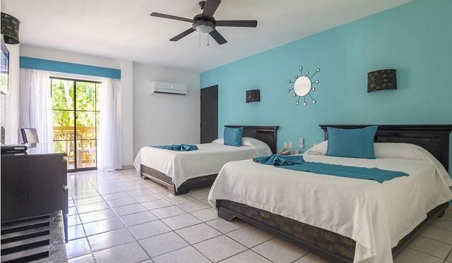 Номера в отеле Coral Costa Caribe Resort & Spa