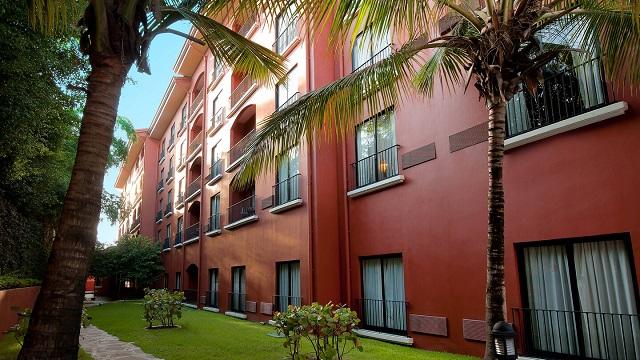 Отель 3 звезды Courtyard by Marriott Santo Domingo