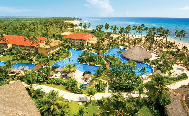 Отель 4 звезды Dreams Punta Cana в Доминикане