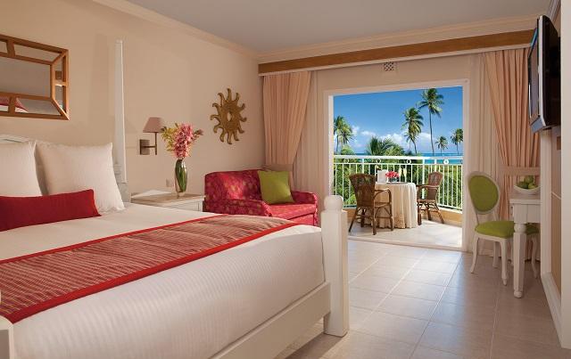 Номера в отеле Dreams Punta Cana 4* в Пунта Кане