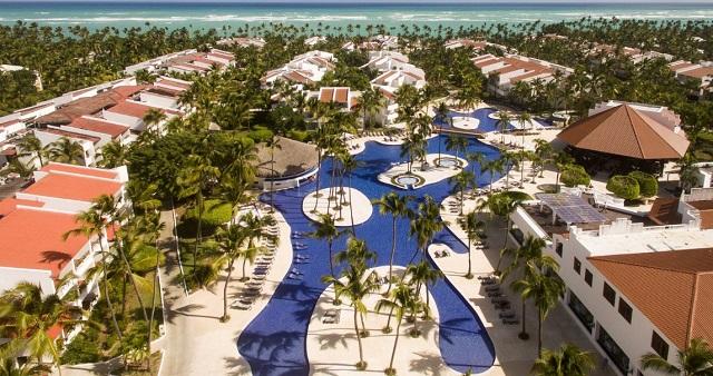 Молодежный отель 5 звезд Occidental Punta Cana в Доминикане