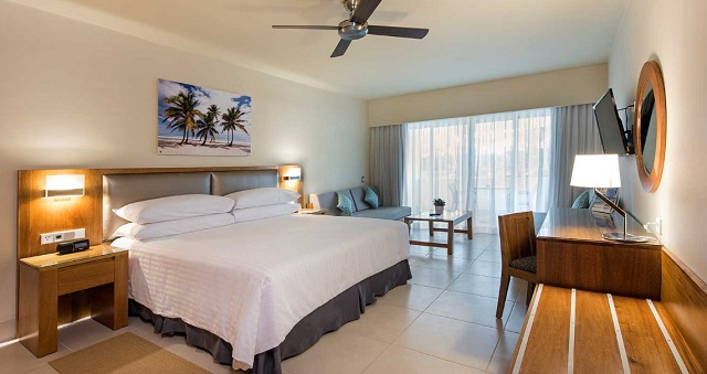 Номера в отеле Occidental Punta Cana 4* Доминикана