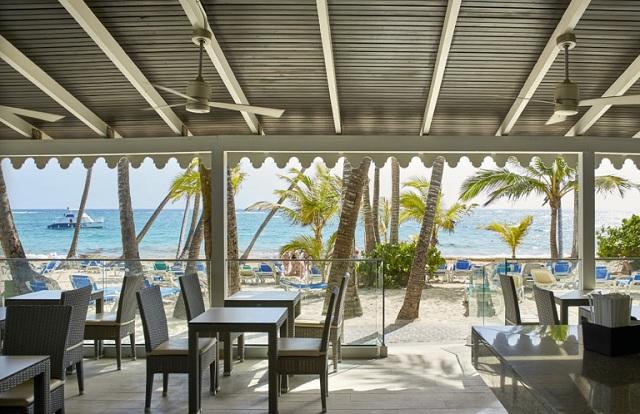 Пляж в отеле Riu Naiboa 4* в Доминикане