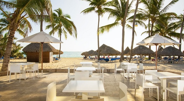 Пляж отеля Tropical Princess Beach Resort & Spa 4*