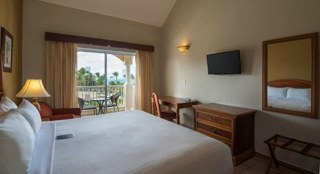 Номера в отеле Occidental Caribe 4* Пунта Кана