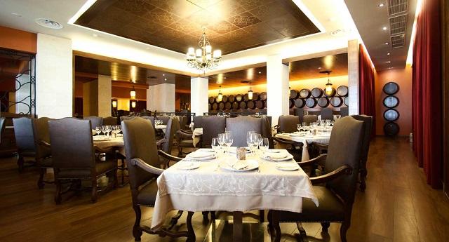 Ресторан в отеле Barcelo Bavaro Palace Deluxe 5* в Пунта Кане