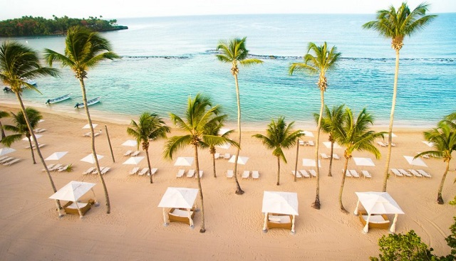 Пляж отеля Casa De Campo Resort & Villas 5*