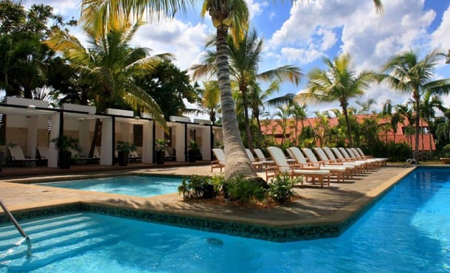 Бассейн отеля Casa De Campo Resort & Villas 5*