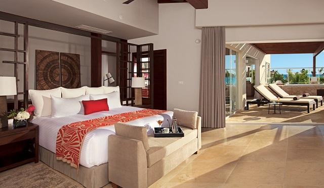 Номер в отеле Dreams La Romana Resort & Spa 5* в Ла-Романа