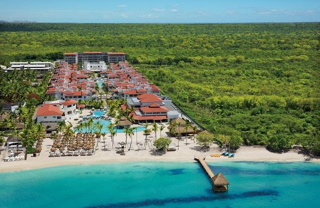 Отель 5 звезд Dreams La Romana Resort & Spa в Ла-Романа