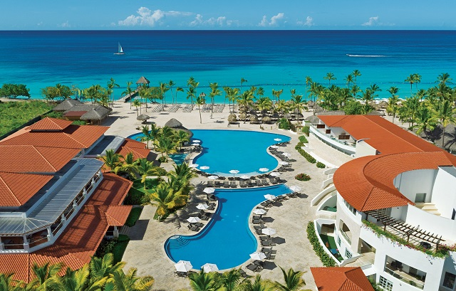 Бассейн отеля Dreams La Romana Resort & Spa 5*