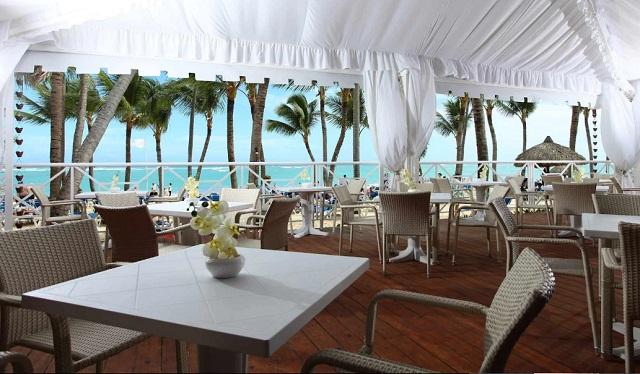 Ресторан в отеле Grand Bahia Principe Bavaro 5* в Пунта Кане