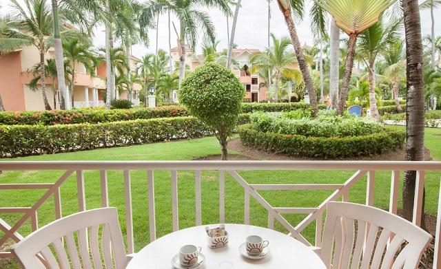 Территория отеля Grand Bahia Principe Bavaro 5*