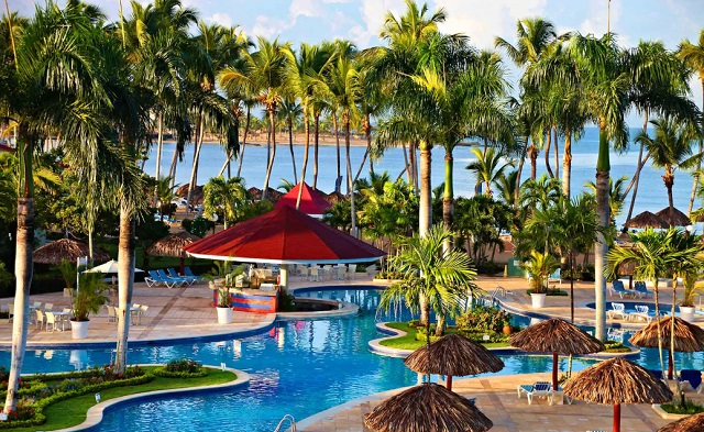 Территория отеля Grand Bahia Principe La Romana 5*