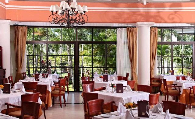 Ресторан в отеле Grand Bahia Principe La Romana 5* в Доминикане