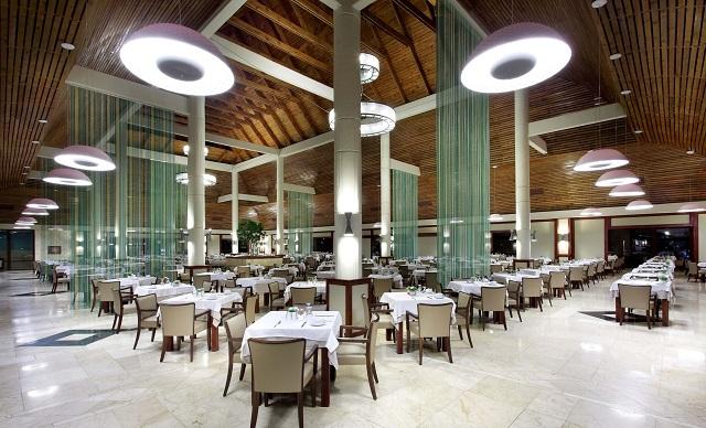 Ресторан отеля Grand Palladium Bavaro Resort & Spa 5*