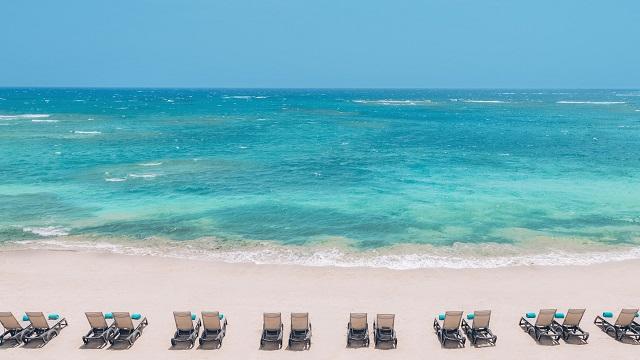 Пляж в отеле Iberostar Costa Dorada 5* в Пуэрто-Плата