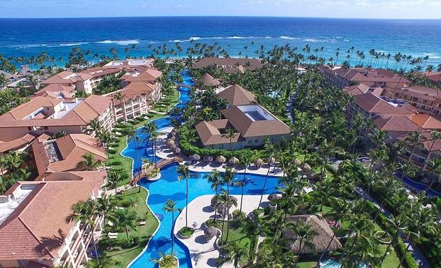 Отель 5 звезд Majestic Colonial Punta Cana в Доминикане