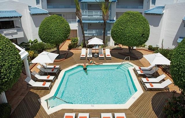 Бассейн в отеле Sunscape Puerto Plata 4* в Пуэрто-Плата