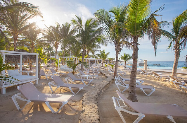 Пляж отеля Whala!Bayahibe 4*