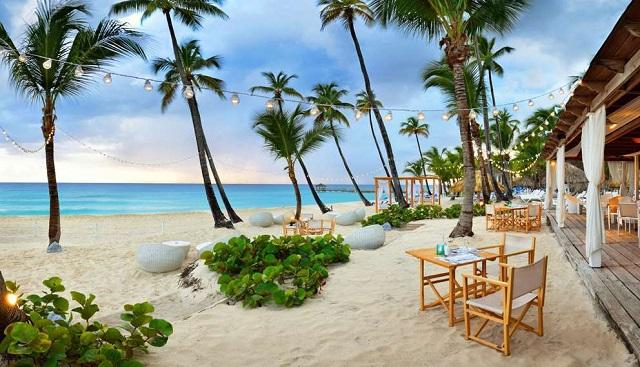 Пляж отеля Catalonia Gran Dominicus 4*