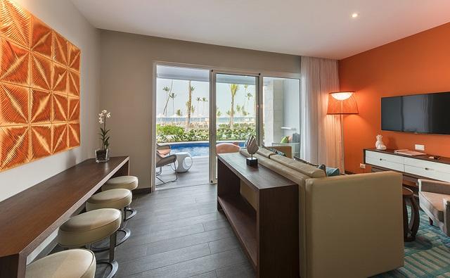 Номерной фонд в отеле Occidental Punta Cana 5*