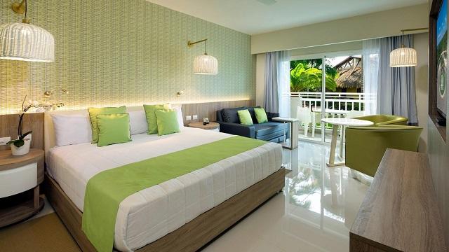 Номер отеля Sirenis Punta Cana Resort Casino & Aquagames 5*