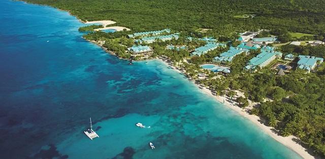 Молодежный отель 4 звезды Hilton La Romana в Доминикане