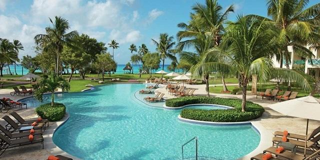 Бассейн отеля Hilton La Romana 4*